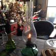 ミニボトルで作るオイルランプ!
