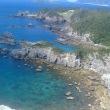 初夏の式根島