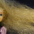 人形の髪の毛