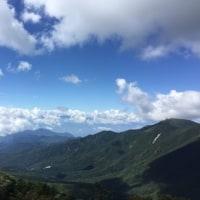北奥千丈岳(2601)、国師ヶ岳(2592)