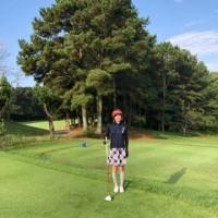 ゴルフなう