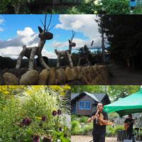 ◆【カシャリ!一人旅】 東京の西の避暑地 山梨県清里 83 萌黄の村3 ファンタジーの世界に