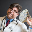 癌を食い物にする医師