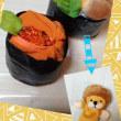 お寿司🍣オムツケーキ:その2