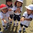 年少組☆英語教室&トライアングル指導