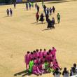 静岡県高校女子サッカー新人戦決勝観戦 (2018年2月18日 オマケちびまる子ラッピング電車)