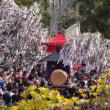 田県神社のお祭り
