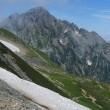 別山乗越からの眺め その1