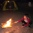 信州でキャンプ in ドックラン