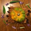 【立体・かぼちゃ】ーアートプログラムー