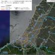 災害時に通行可能な道路の情報