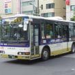 中野駅で見かけた京王バス車両