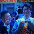慎吾クンからおじゃMAP終了のお知らせ。