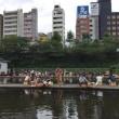 市ヶ谷うきみ会(鯉釣り) 2017年8月度例会