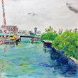 中川運河ー小栗橋