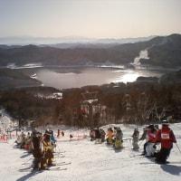 スキー大会引率で長野県・サブタイトル「あぁ美しき青木湖」