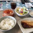 昼飯。いただきます。