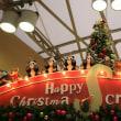 クリスマスツリーと青森産直市