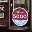 阪急電車 撮影日2018年06月29日 通勤急行 5000系 Anniversary50 HM