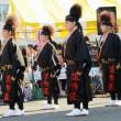 朝霞富士見町内会祭りの夏舞徒・・2