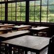 時を忘れていた分校(日本の原風景)