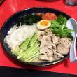 羽田空港 天鳳 豚しゃぶ冷麺