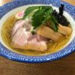 秋刀魚煮干ラーメン