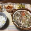 小鍋の朝飯
