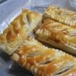 超簡単!!オーブントースターで作った作り置きリンゴジャムのアップルパイ