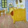 ゴッホ(5)「アルルのゴッホの寝室」