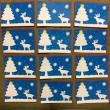 オーダー『今年のクリスマスカード』完成☆彡