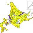 2017年北海道の過疎地