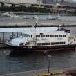 ビートル号とクルーズ船