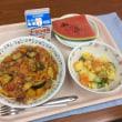 夏野菜のカポナータ 7月12日