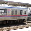 京成線のシンボルカラーが逆
