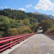 ★長野県上高井郡高山村・秋の松川渓谷へ 2018