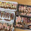 オーダー『野球シリーズ6枚完成』☆バレンタインのお菓子作り