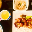 6月19日の日替り定食(550)は、イカのフライ、自家製タルタルソースです。