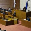 議会最終日
