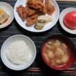 ザンギ・鶏のから揚げ、大衆食堂炊屋の菜にもない定食・・・