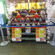 お雛さんが伊東駅に飾られていました