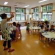 8月3日 印野こども園で、日本茶教室