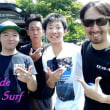 TEAM LAIDBACK HAPPY SURF SESSION (o^―^o)ニコ x SCHOOL 最高やったね↑↑(^▽^)/