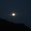 すっごい満月ですよ!
