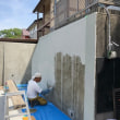 4月23日(月)豊橋市I様邸外壁屋根塗装工事着工