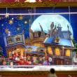 阪急うめだ本店ショーウィンドウ(クリスマス)