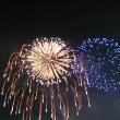 真夏の夜 花火大会