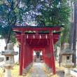 新宿花園神社、イエローカラーの絨毯