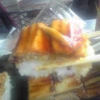 駅弁:贅沢煮穴子棒寿司