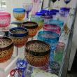 季節の変わり目 江戸切子製造販売店彩り硝子工芸です。